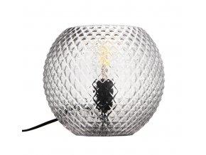 Stolní lampa Nobb Ball čirá