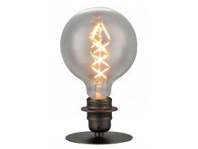 Stolní/nástěnná lampa Combi černá