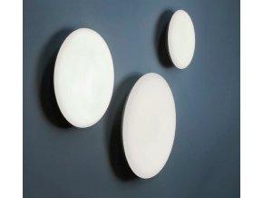 Stropní/nástěnná lampa Slim bílá