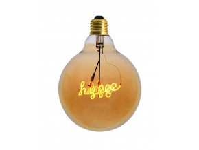 Stmívatelná žárovka Hygge LED 12,5 cm