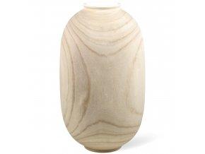 Woody váza Natural