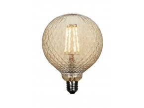 Žárovka Facet Globe LED 12,5 cm