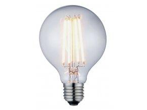 Stmívatelná žárovka Mini Globe Extra De Luxe LED 8 cm