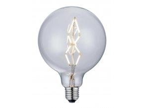 Stmívatelná žárovka Globe De Luxe LED 12,5 cm