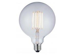 Stmívatelná žárovka Globe Extra De Luxe LED 12,5 cm