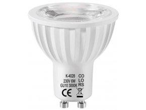 Stmívatelná žárovka LED GU10 Dimm 6W