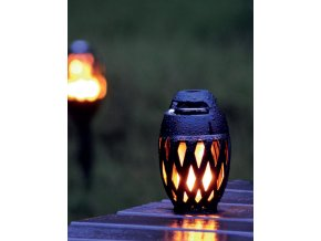 Stolní lampa Colors The Flame Bluetooth Music
