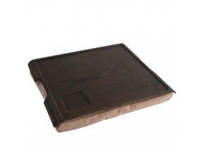 Protiskluzová dřevěná podložka Bosign Wenge & Natural