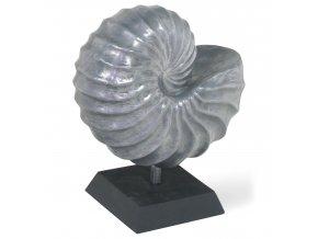 Nautica socha Aluminium