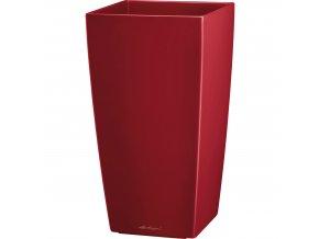 Cubico květináč Scarlet Red