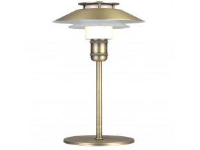 Stolní lampa 1123 mosaz