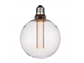Stmívatelná žárovka Colors Dim LED Globe Blitz