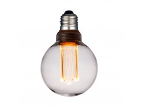 Stmívatelná žárovka Colors Dim LED Mini Globe Blitz