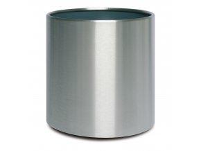 Sterling květináč Brushed stainless steel