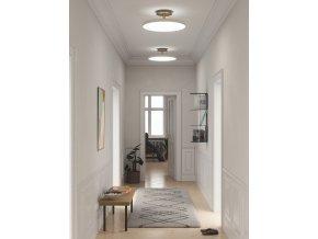 Stropní LED světlo Asteria perlově bílá 3