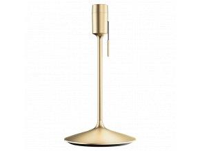 Základna Champagne pro stolní lampy - mosaz