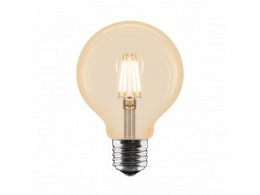 LED žárovka IDEA 2W 80 mm Amber