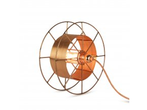 Stojací lampa Spool Floor Basic Deluxe