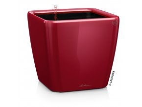 Quadro LS květináč Scarlet Red
