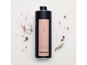 Přírodní tělové mléko - divoké květiny (náhradní náplň)