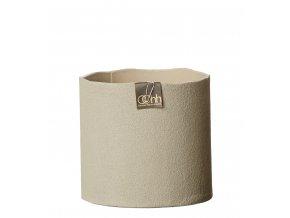 OOhh květináč Cylinder Pot Light Brown
