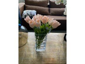 Umělý tulipán silk-ka