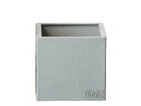 OOhh květináč Square Pure Grey