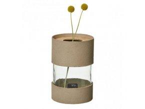 OOhh váza Stockholm Light Brown