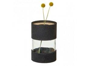 OOhh váza Stockholm Black