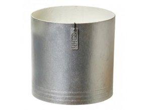 OOhh květináč Vintage Silver