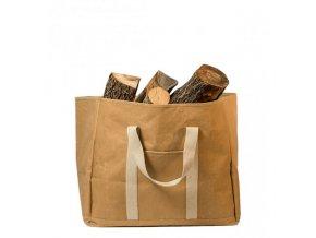 OOhh malá taška Wood Bag Natural