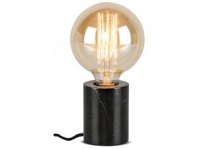 Stolní lampa Athens černá