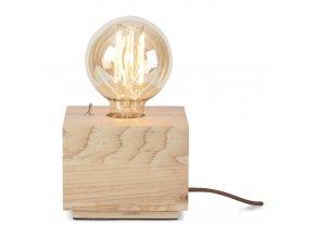 Stolní lampa Kobe krychle
