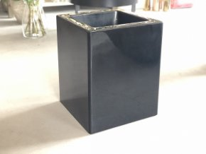 Premium Tower květinový obal Black