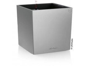 Cube květinový obal Siver