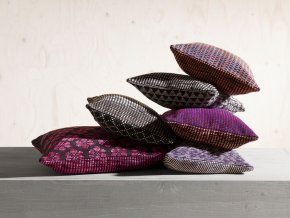 Melange cushions