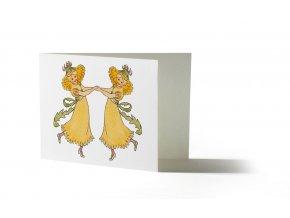 Beskow Card Dandelions iso