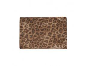 Prostírání Leopard obdélníkové