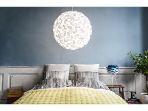 2065 Lora x large white white cord bedroom environment