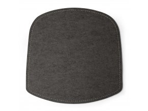 Wick SeatCushion Felt Anthracite