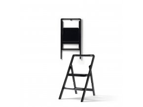 StepMini standing hanging black iso