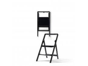 StepMini standing hanging black iso