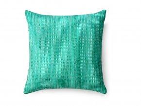 Melange green front