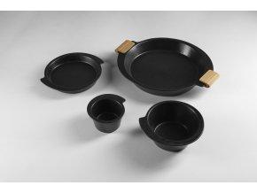 spin kitchenware black