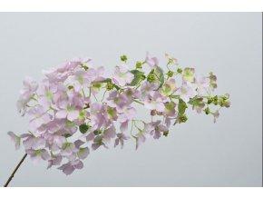 Hortenzie SILK-KA - světle fialová - 107 cm