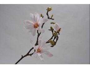 Magnolie SILK-KA - světle růžová - 66 cm