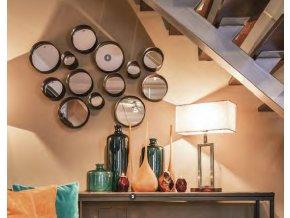 Dekorativní zrcadla Dôme Deco - 4ks