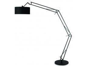 Stojací lampa Milano černá XL 6030