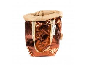 79 laminovana taska carry uashmama se dvema popruhy medena