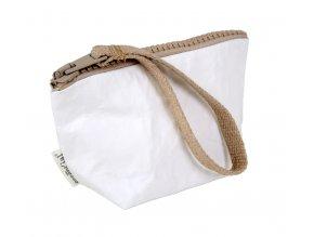 Taštička Size bílá, různé velikosti (Essent´ial velikosti taštiček Size: SM: 25,5x7,5x8 cm)
